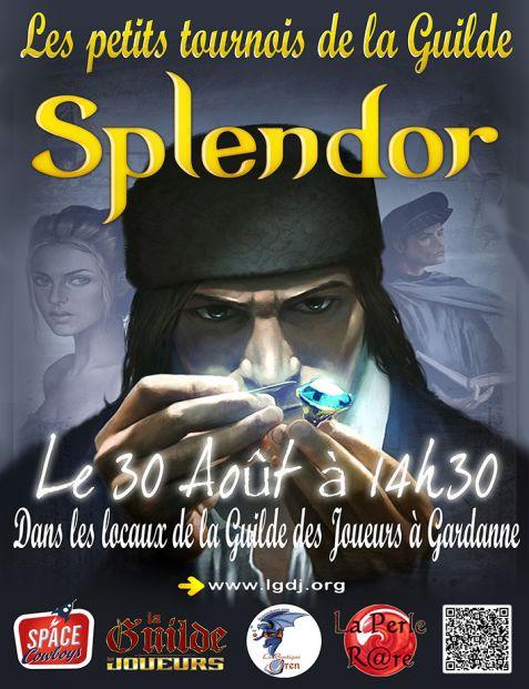 Les Petits Tournois de la Guilde : Splendor - 30 août Images-Affiche%20final-477x621