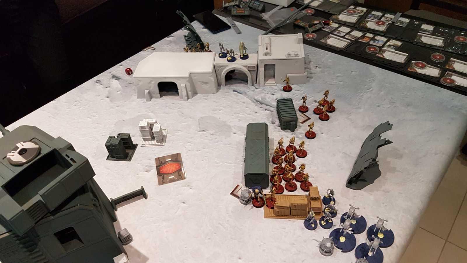 Droïdes contre Rebelle 007-02